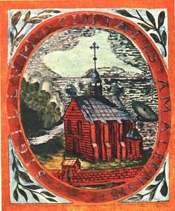 kyrkan av den stora svarta dick