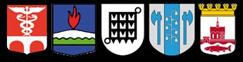 Dalslands logotyper